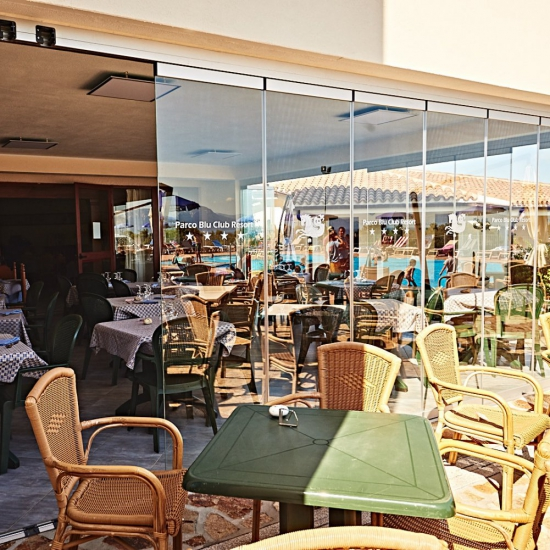 Terrazza Parco Blu Resort Cala Gonone