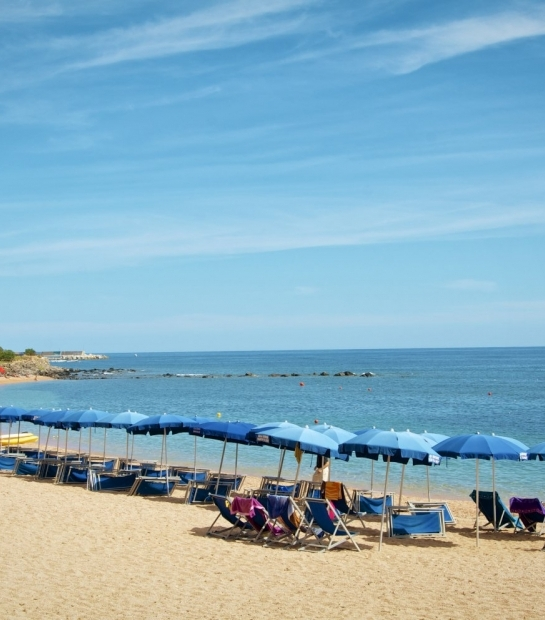 Spiaggia Cala Gonone
